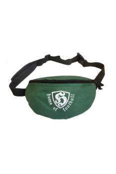 HOOLIGAN Gürteltasche, HIP-BAG, Home of Football, gruen - one size