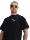 Hoolywood Classic T-Shirt (schwarz) Made in Germany